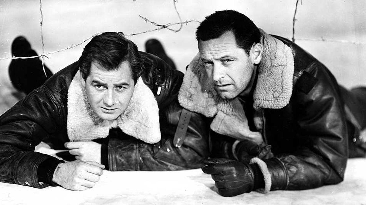 «Stalag 17» avec Don Taylor et William Holden (1953)