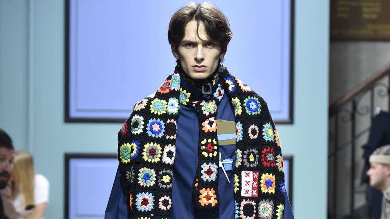 Fashion Week Homme Hiver 2017: l'allure J.W. Anderson