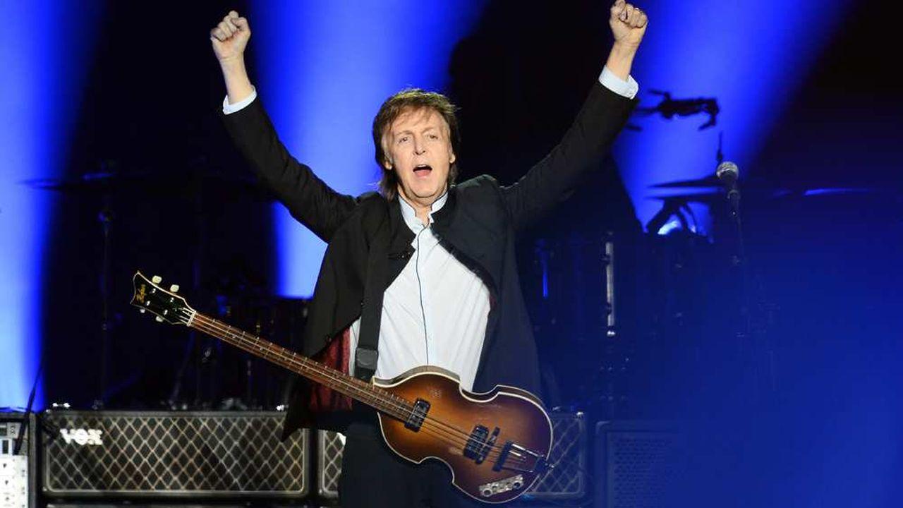 Paul McCartney s'en va-t-en guerre contre Sony