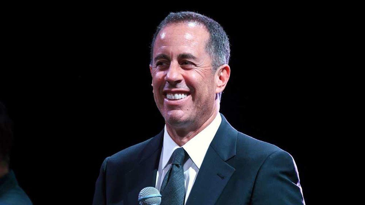 Jerry Seinfeld, la star du stand-up américain,débarque bientôt sur Netlfix.
