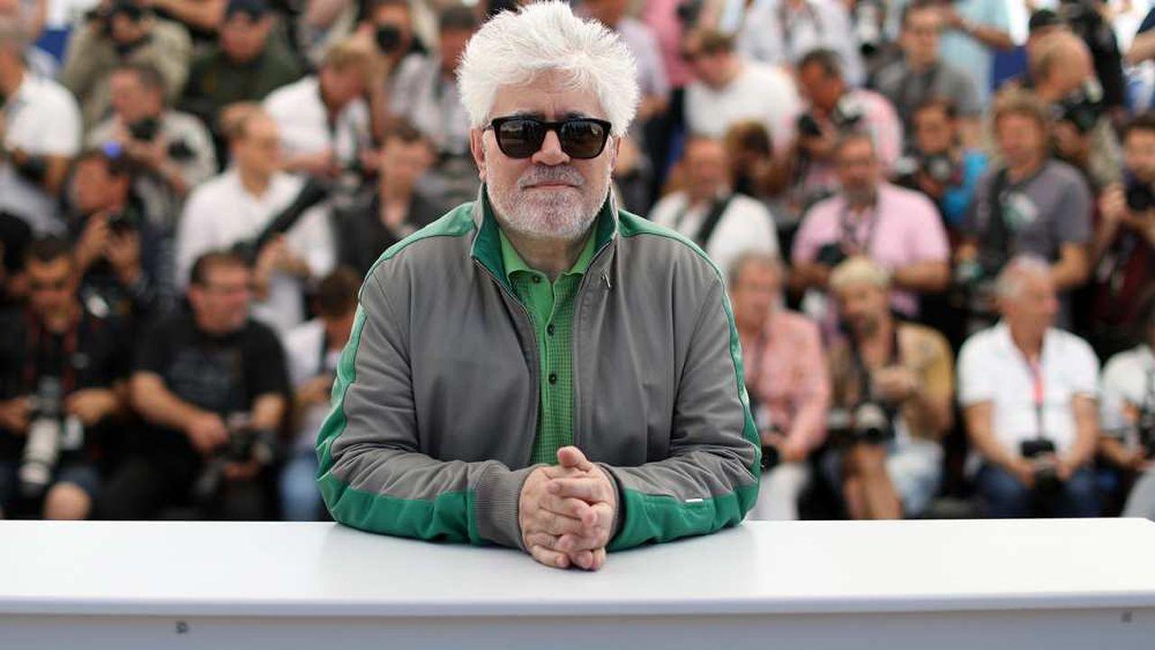 Pedro Almodóvar, président du jury du festival de Cannes