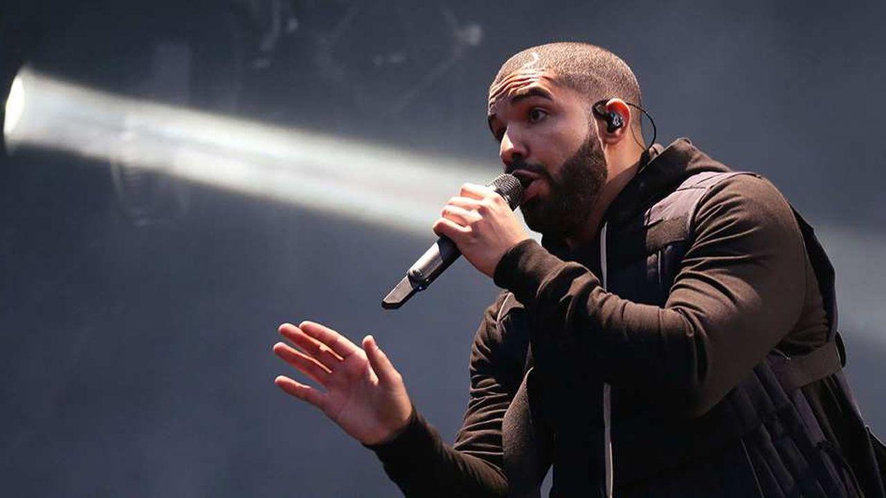 Le rappeur canadien a battu des records d'écoute, notamment sur Apple Music.