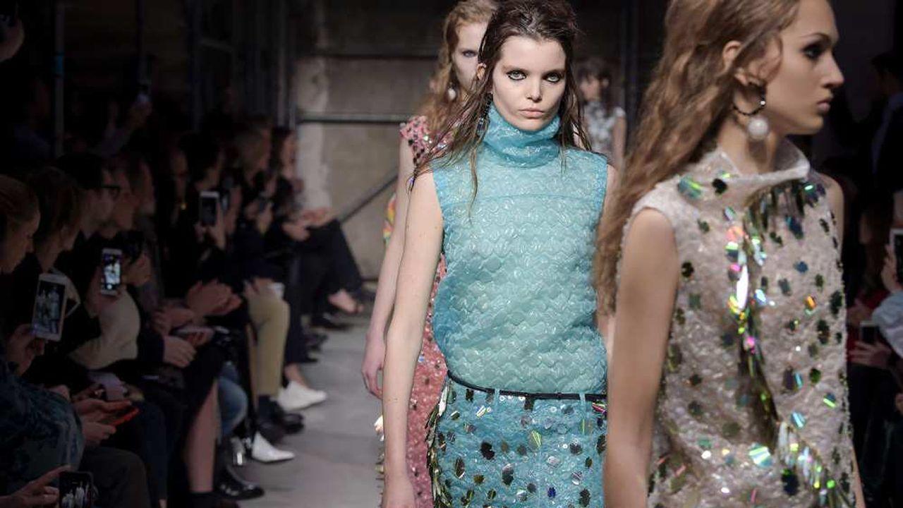 Fashion Week Hiver 2017: le mix de Marni