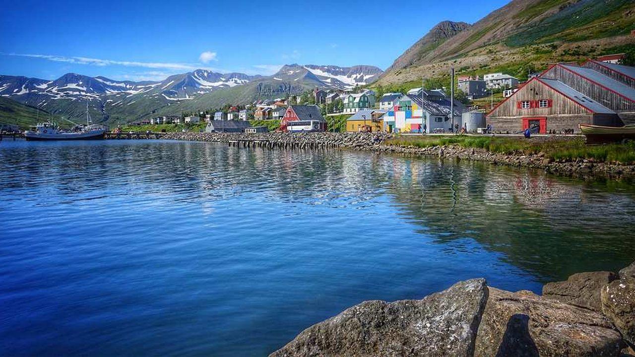Rayon polar : Retour mortel à Siglufjördur