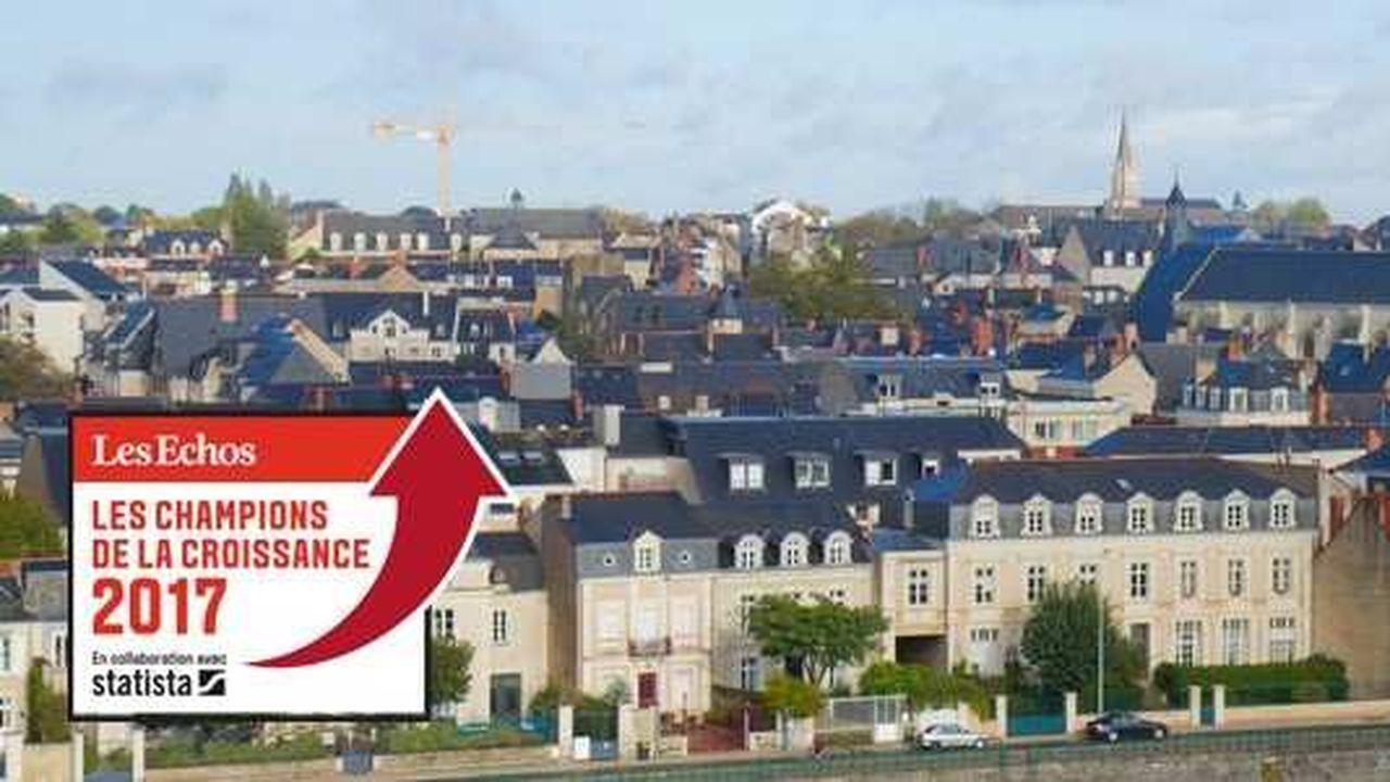 Les Champions de la Croissance 2017 dans les Pays de la Loire