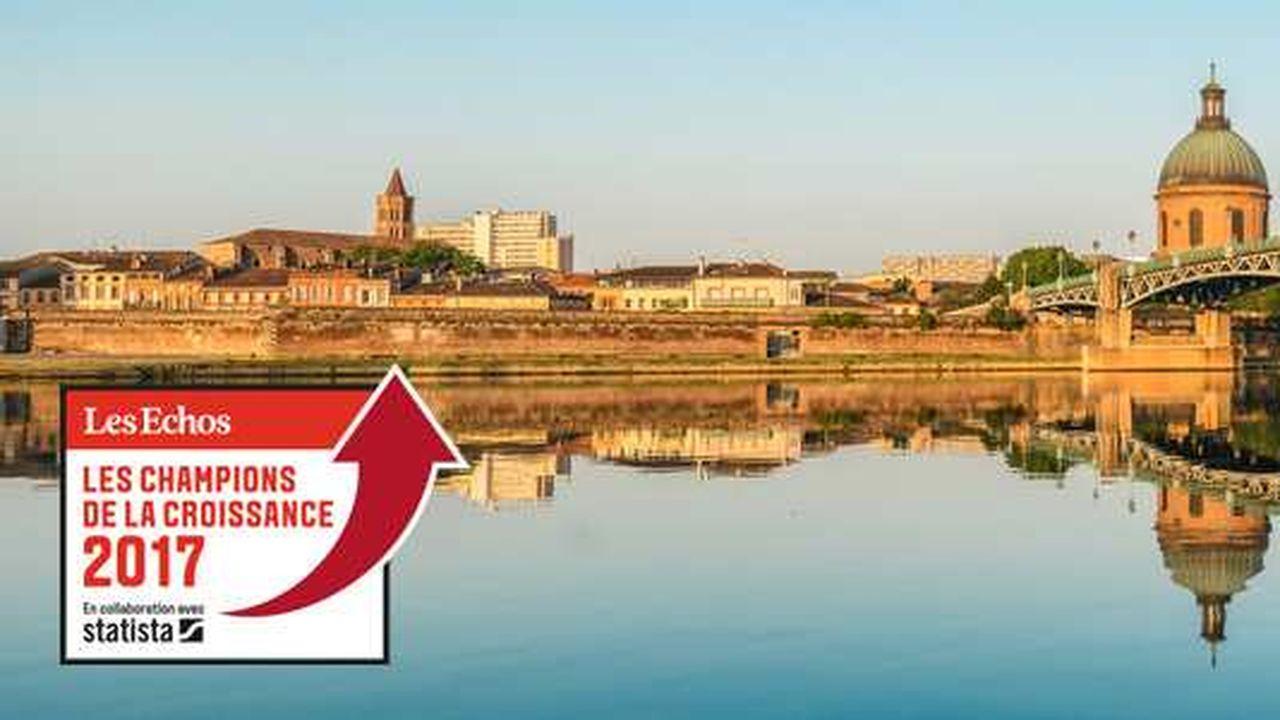 Les Champions de la Croissance 2017 en Occitanie
