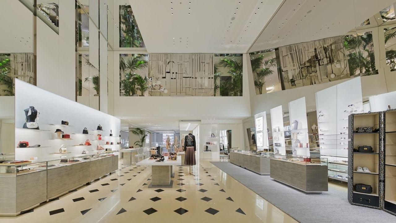 Doublé tokyoïte pour Dior