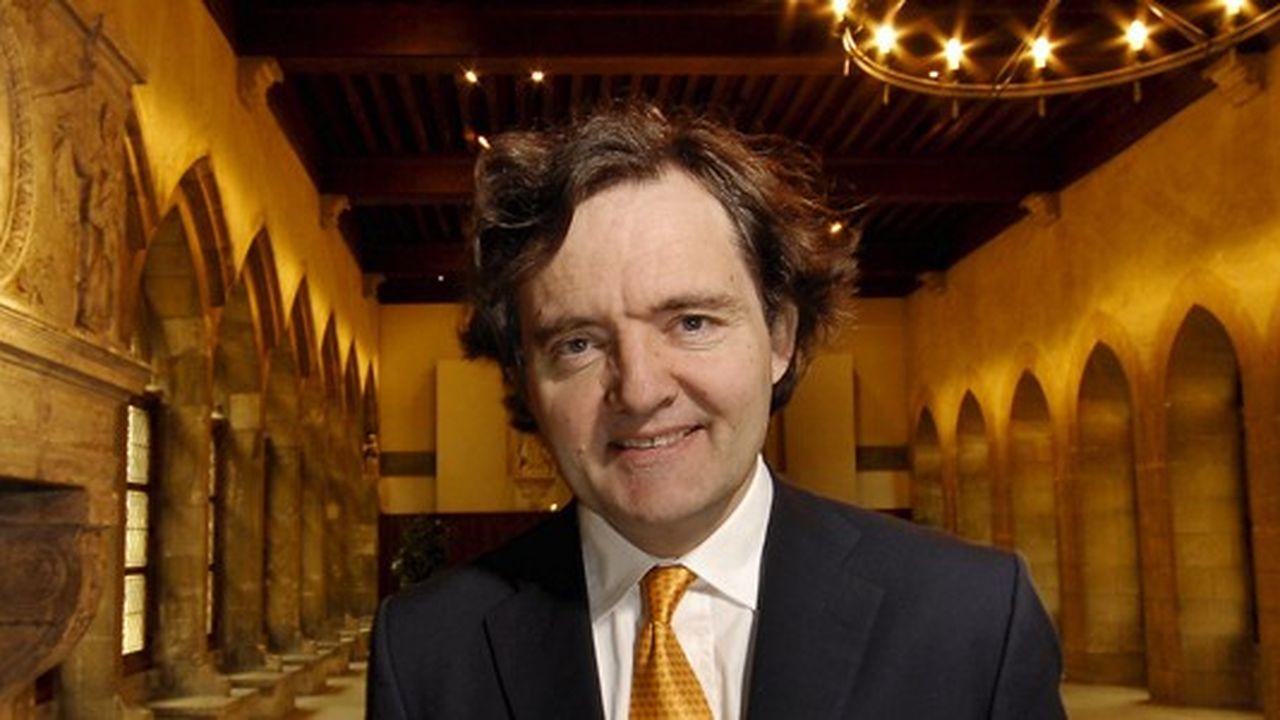 Pierre Emmanuel Taittinger, PDG de Taittinger Champagnes