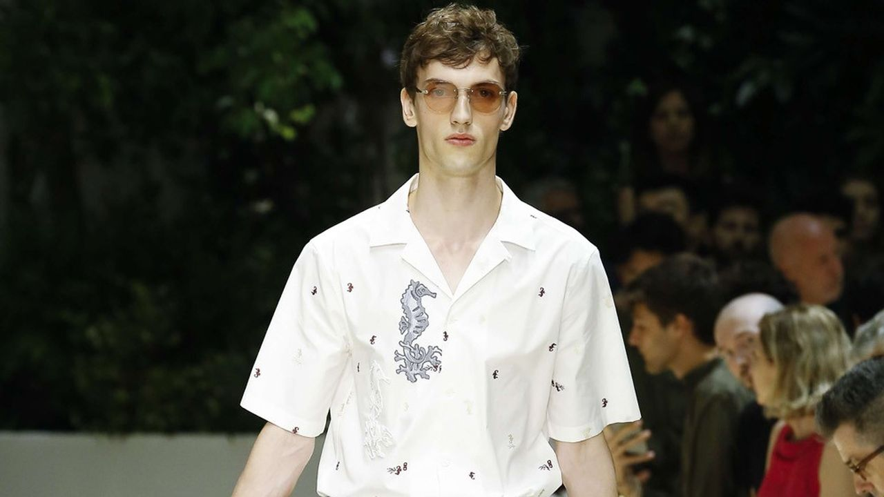 Fashion Week Homme Été 2018 : la Riviera de Salvatore Ferragamo
