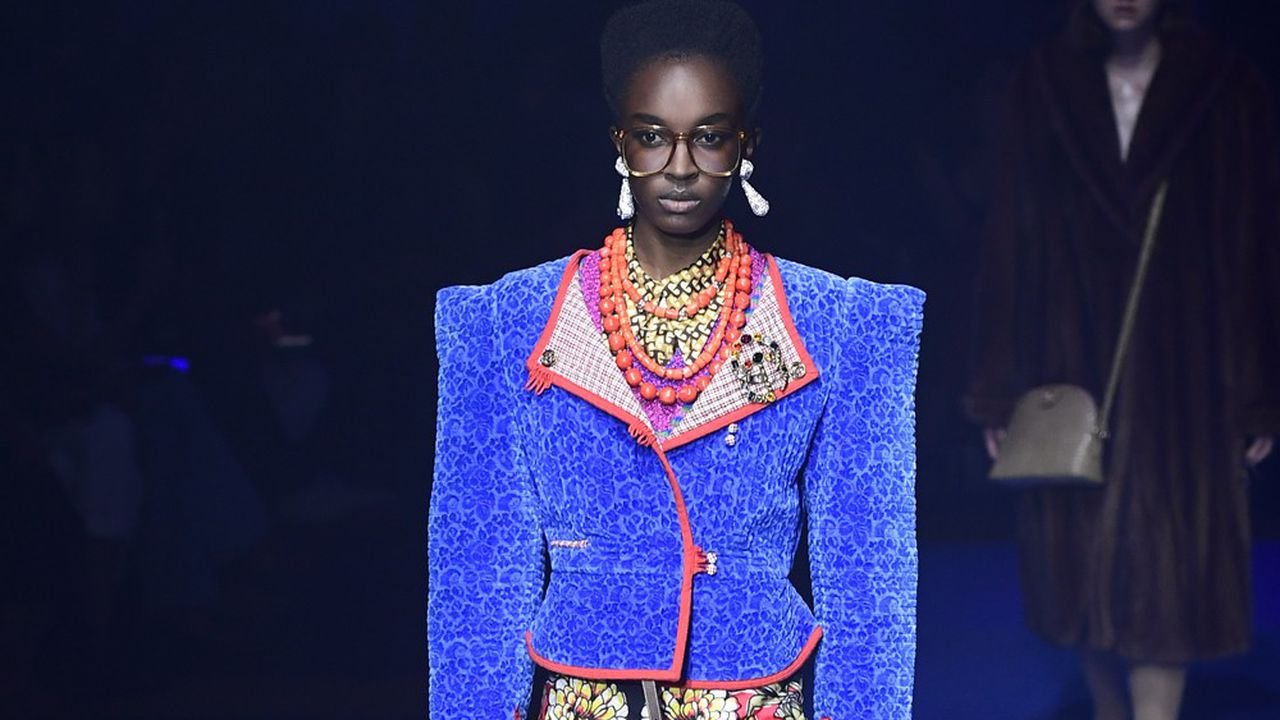 Fashion Week Printemps-Été 2018 : Guccissime