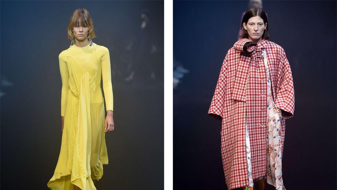 Fashion Week Printemps-Été 2018 : le sillon Balenciaga