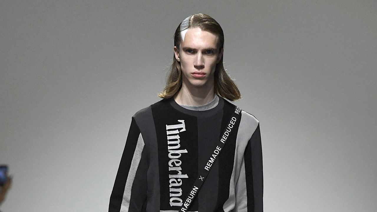 Fashion Week Homme Printemps-Eté 2019 : la mode durable de Christopher Raeburn