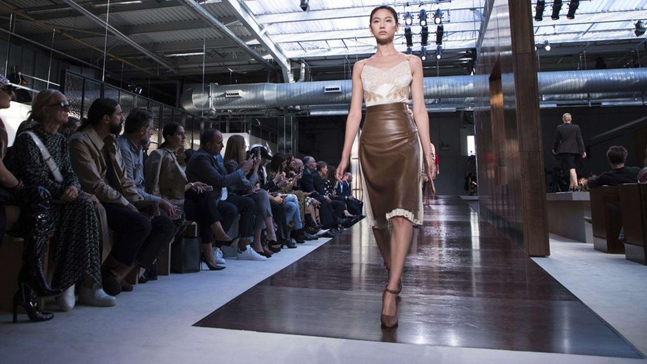 Fashion Week printemps-été 2019 : nouveau tempo à Londres