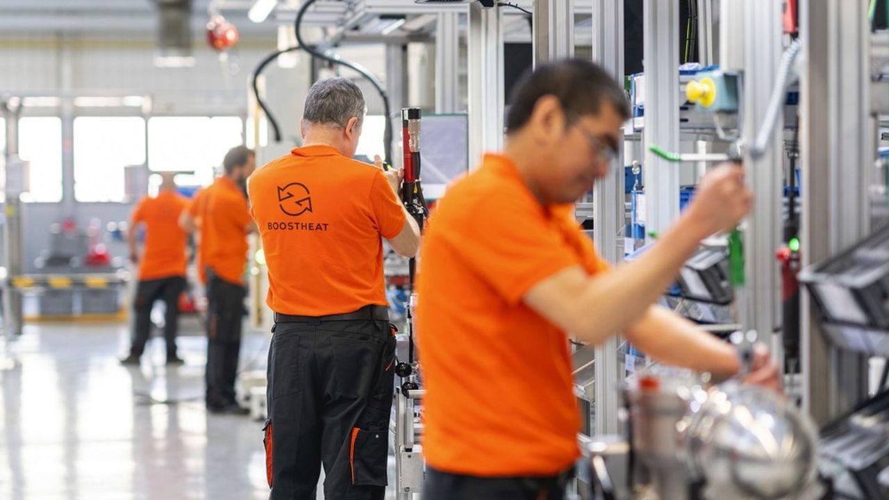 La PME étudie des mesures de réduction de coûts suite aux déboires techniques de sa chaudière.