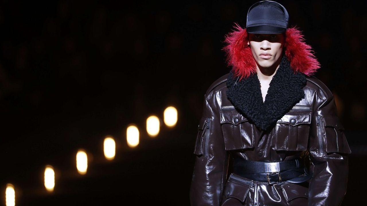 Fashion Week Homme Hiver 2019 : Prada joue ses classiques