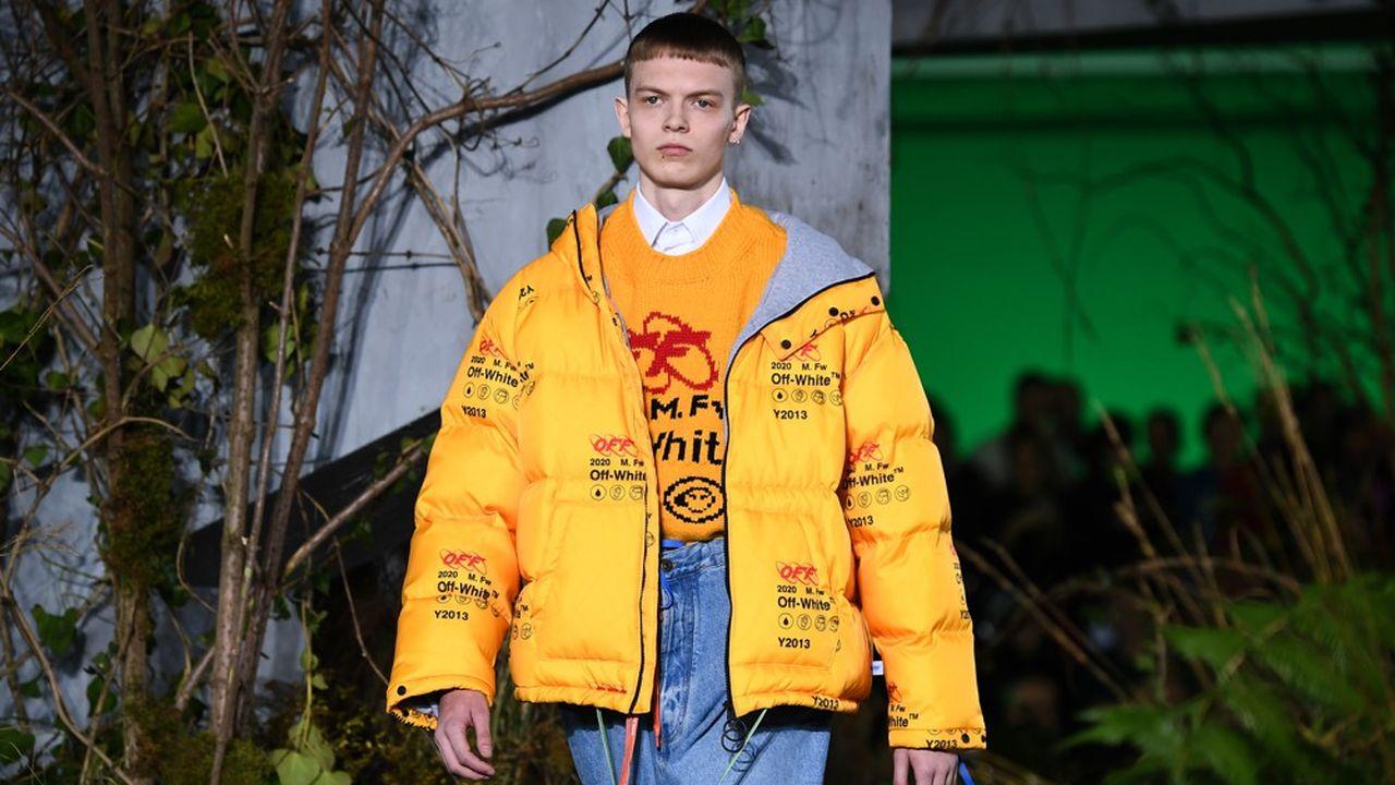 Fashion Week Homme Hiver 2019: l'Amérique d'Off-White