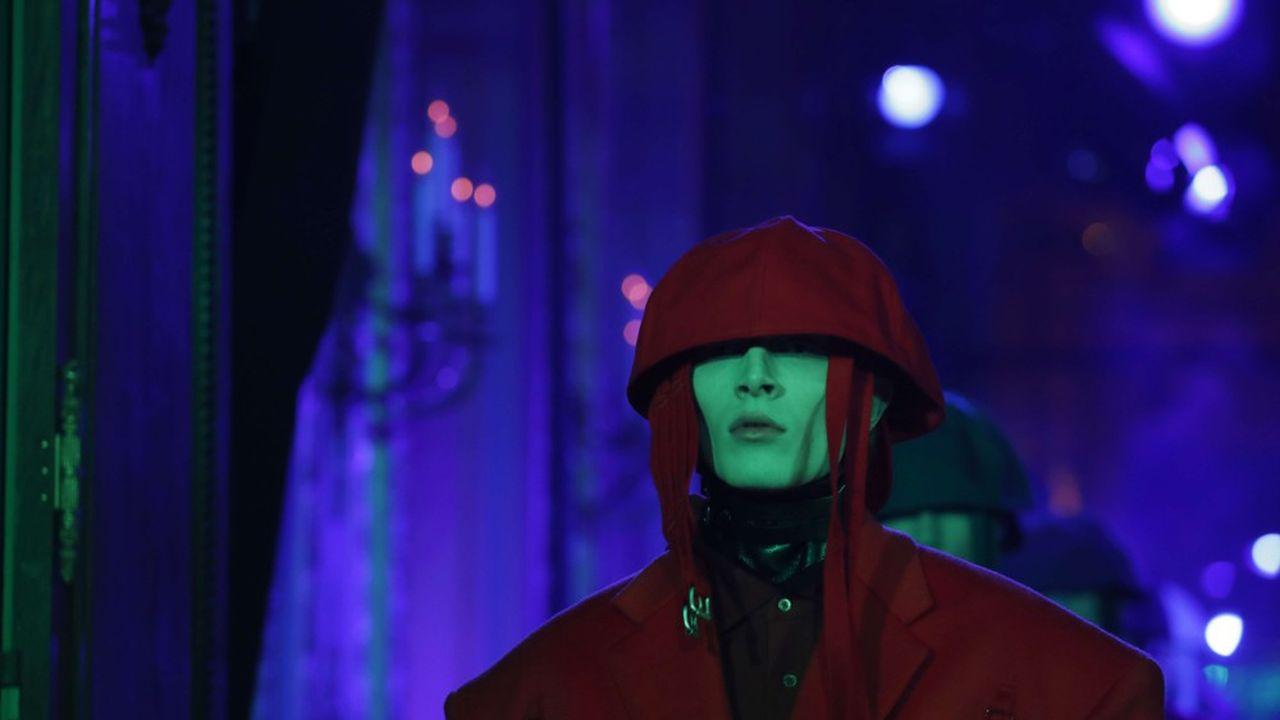 Fashion Week Homme Hiver 2019: le tempo de Raf Simons