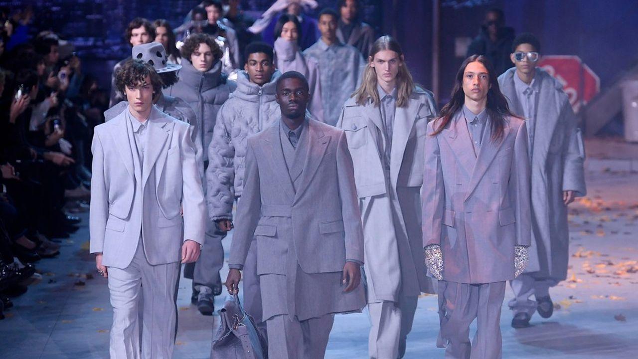 Fashion Week Homme Hiver 2019 : Vuitton, la maîtrise de Virgil Abloh