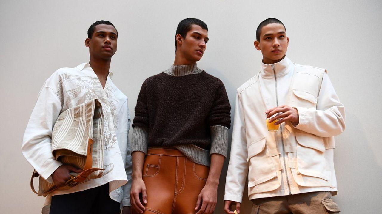 Fashion Week Homme Hiver 2019: le deuxième opus masculin de Jacquemus