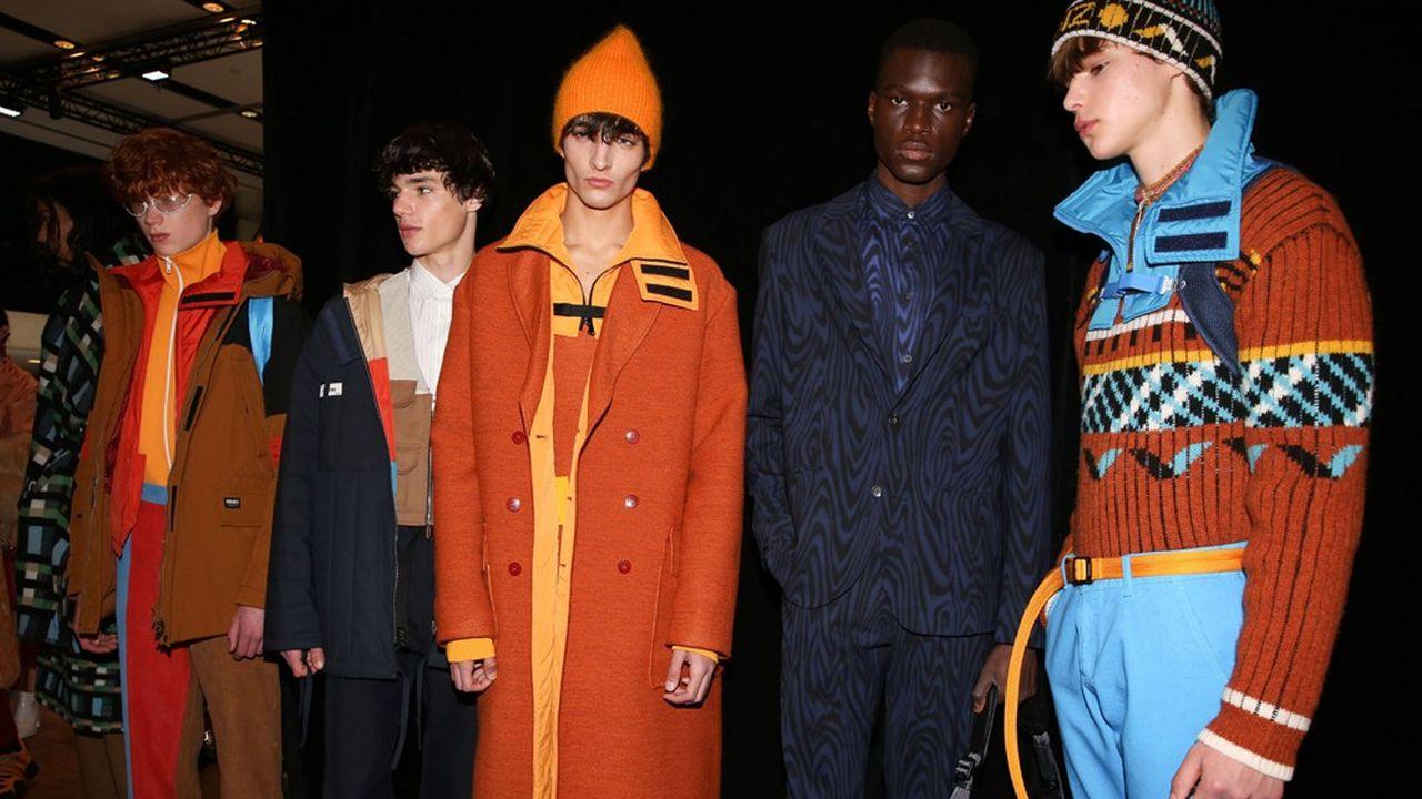 Fashion Week Homme Hiver 2019: le grand mix de Kenzo