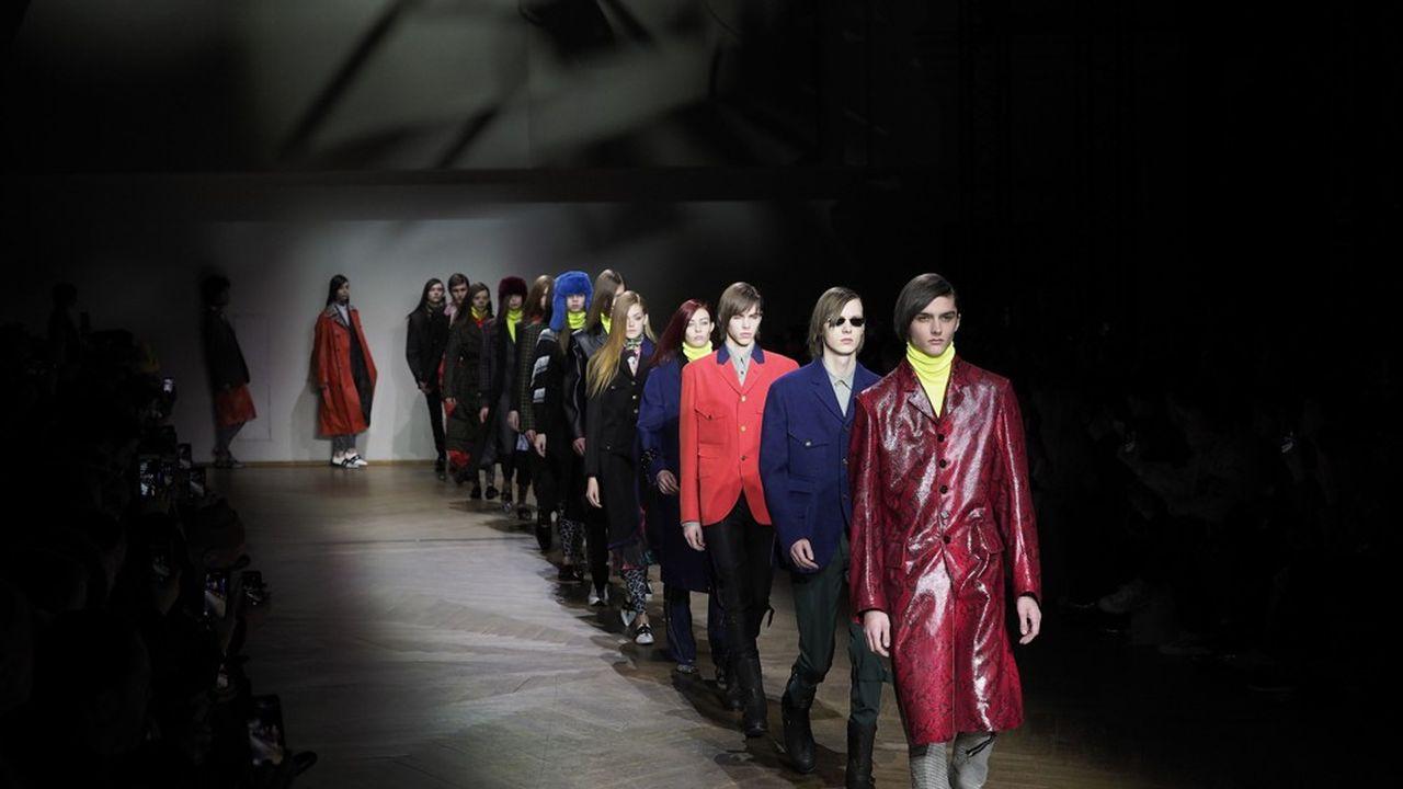 Fashion Week Homme Hiver 2019 : la britishness de Paul Smith