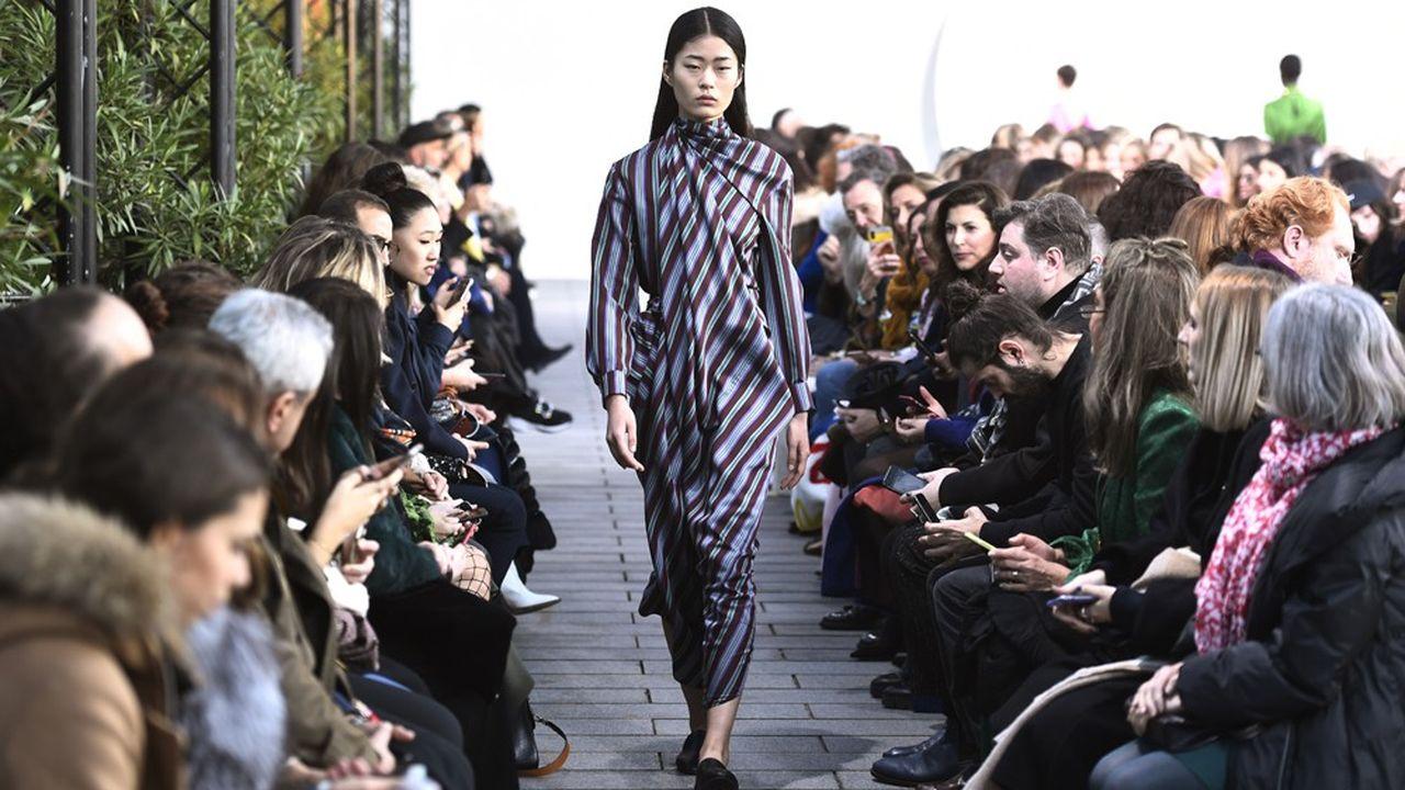 Fashion Week Haute Couture Eté 2019 : le raffinement de Rabih Kayrouz