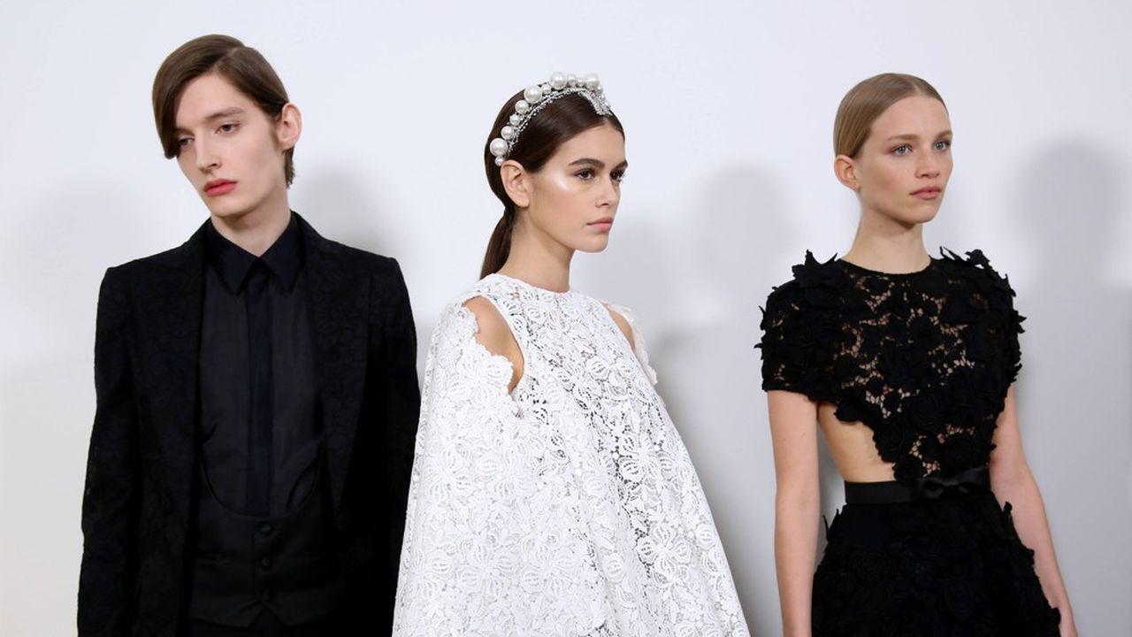 Fashion Week Haute Couture Eté 2019 : l'éclat de Givenchy