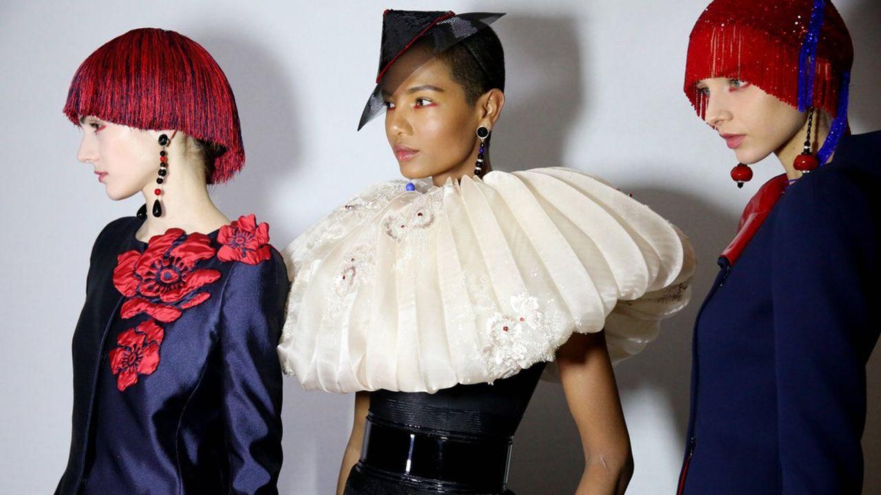 Fashion Week Haute Couture Eté 2019 : l'élégance d'Armani Privé