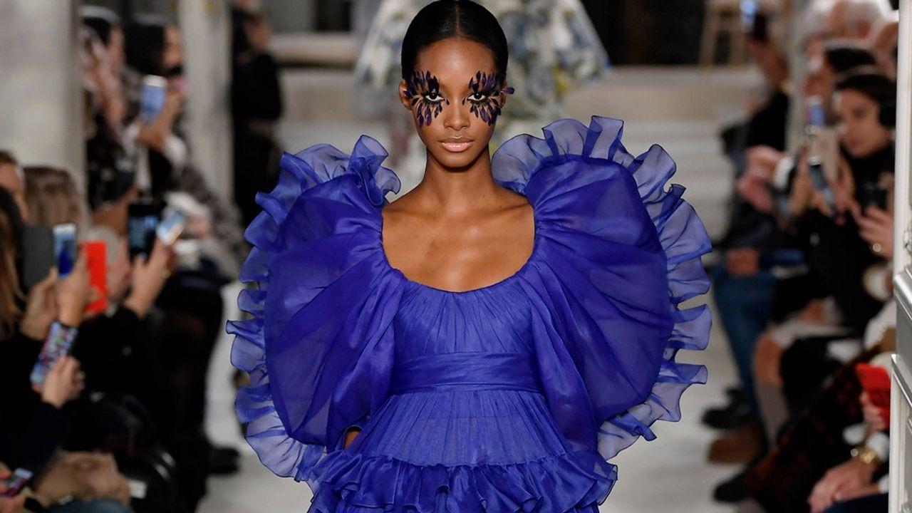 Fashion Week Haute Couture Eté 2019 : l'émotion Valentino