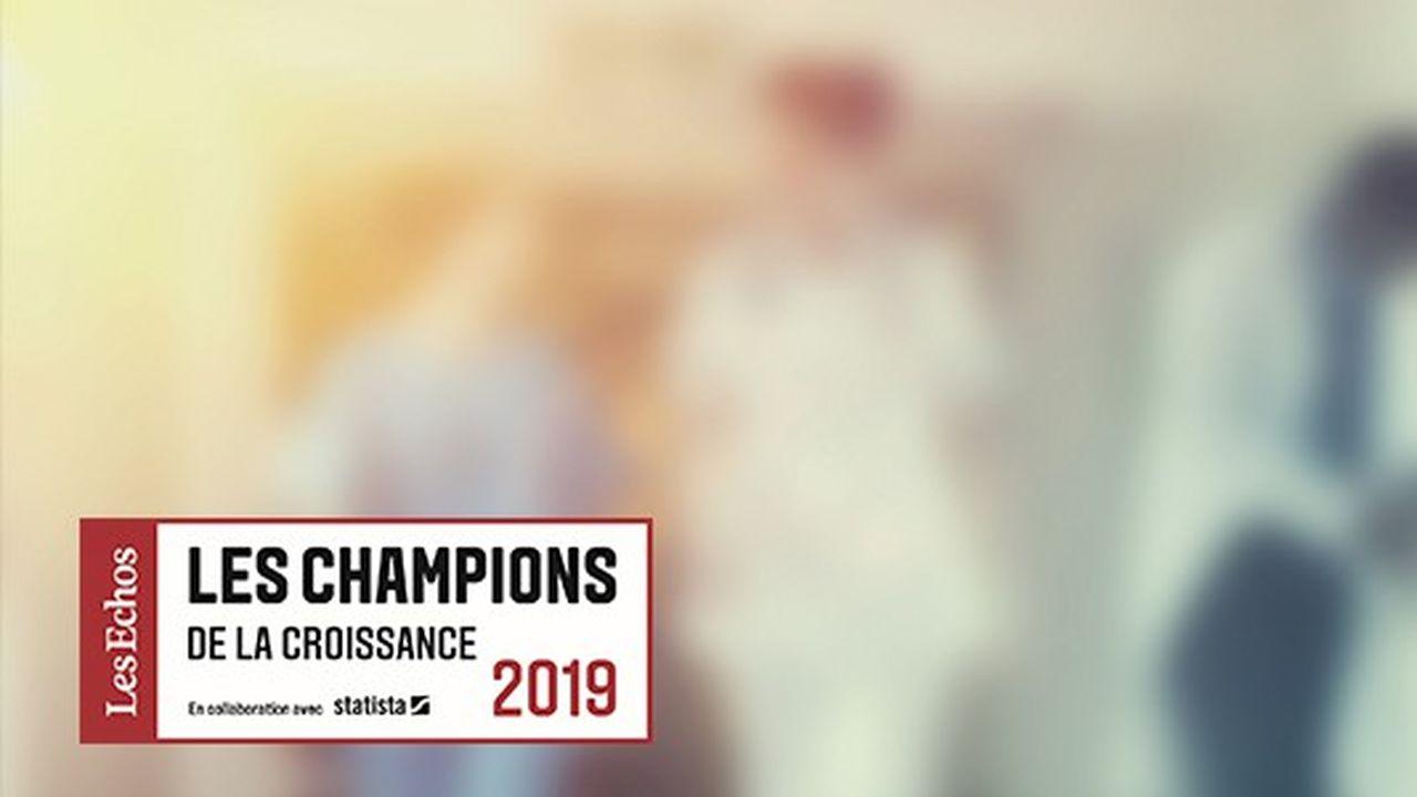 Les Champions de la croissance 2019 dans la santé et le médico-social