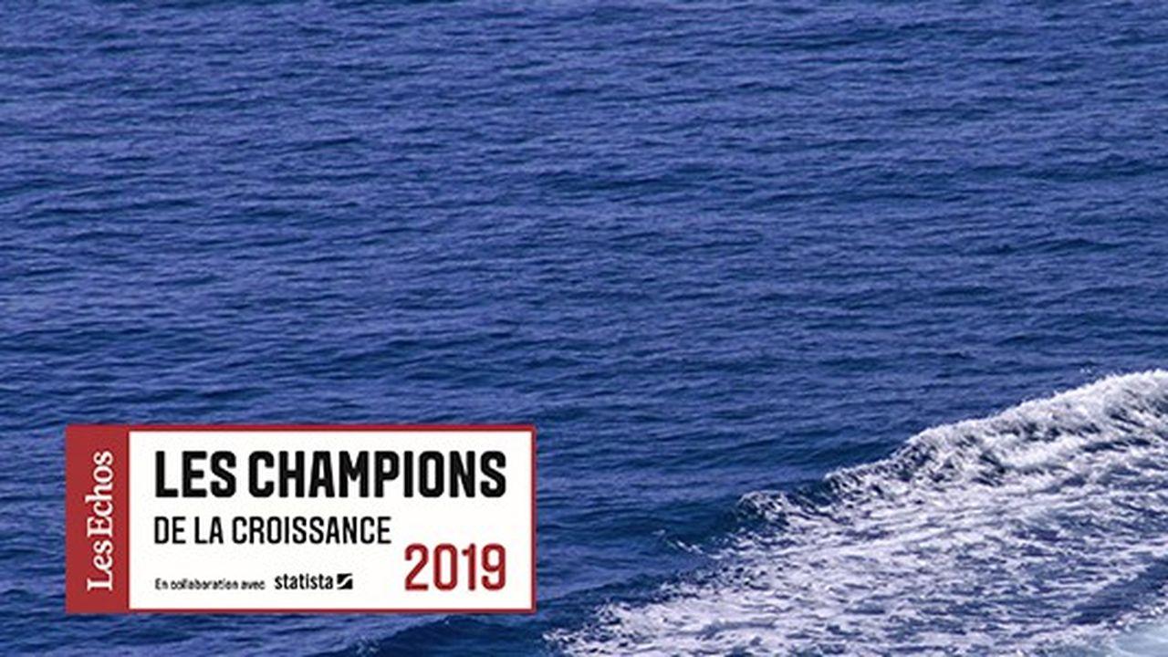 Les Champions de la croissance 2019 dans les transports
