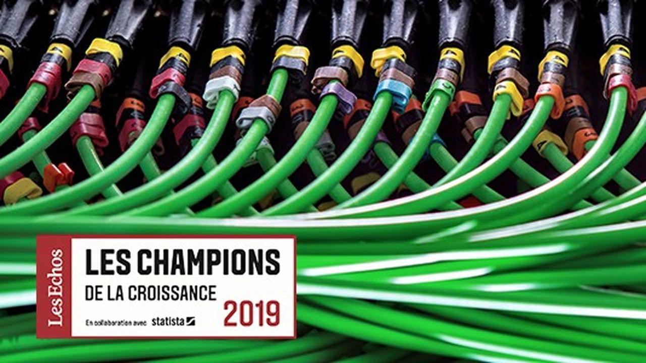 Les Champions de la croissance 2019 dans l'informatique et l'électronique