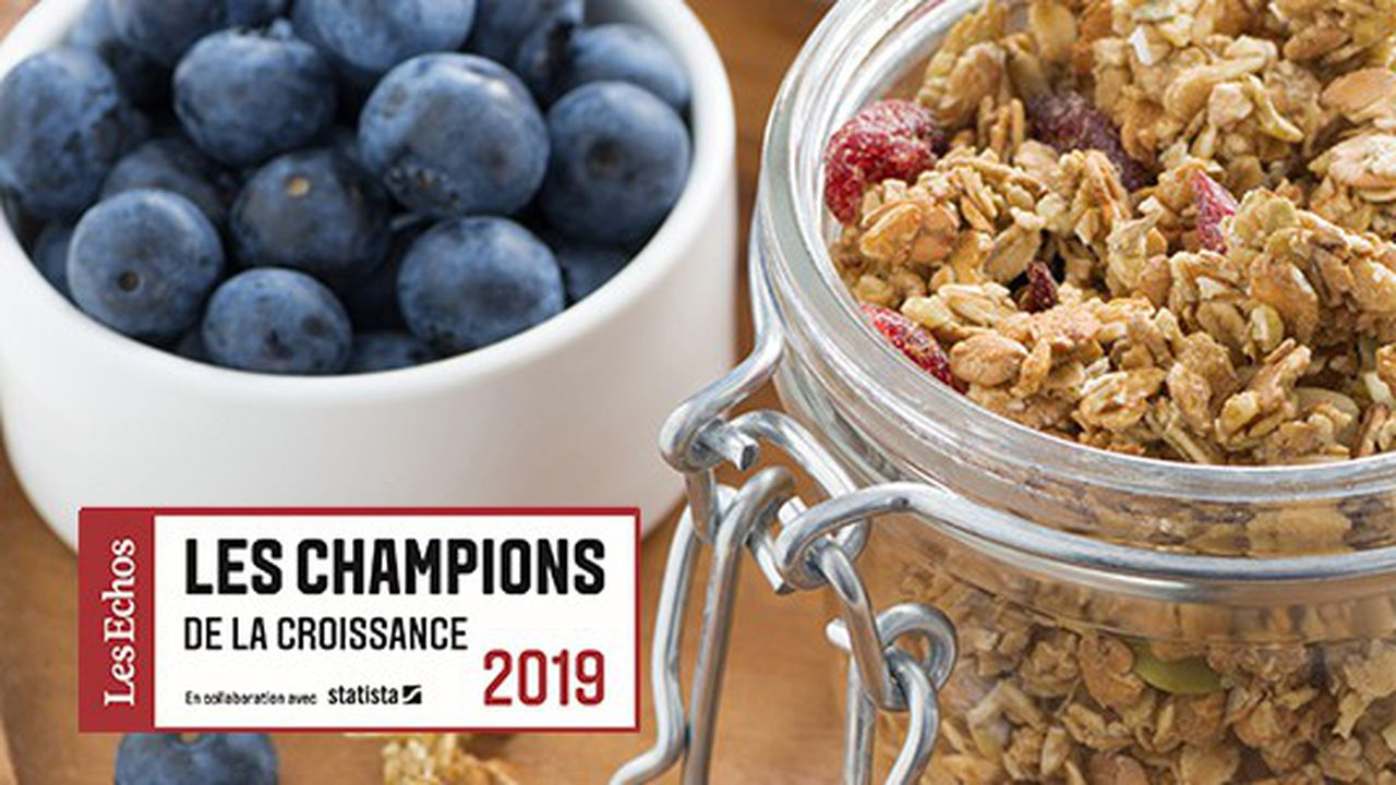 Les Champions de la croissance 2019 dans le commerce de détail