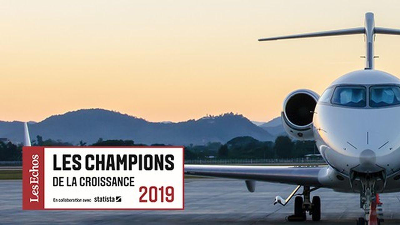 Les Champions de la croissance 2019 dans l'aéronautique, le naval et le spatial