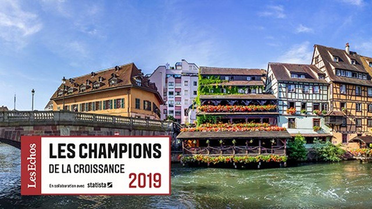 Les Champions de la croissance 2019 en Grand Est