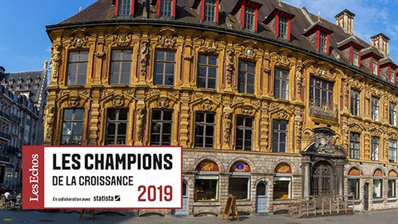 Les Champions de la croissance 2019 en Hauts-de France