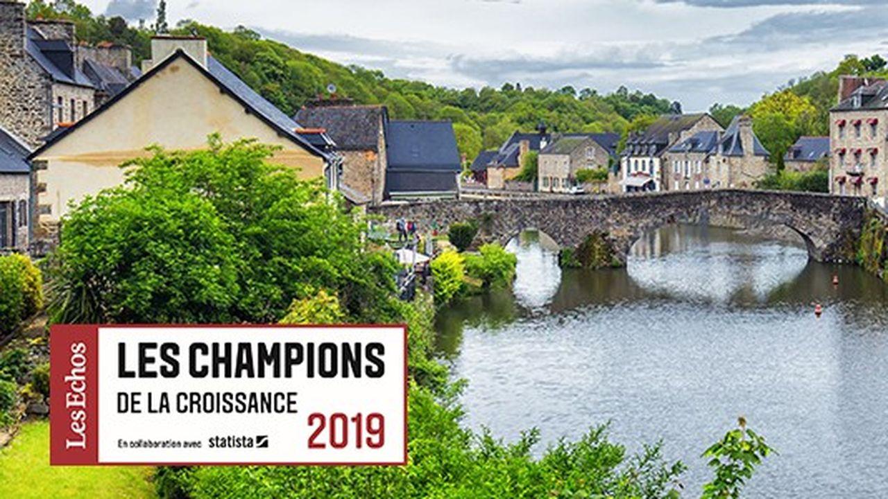 Les Champions de la croissance 2019 en Bretagne