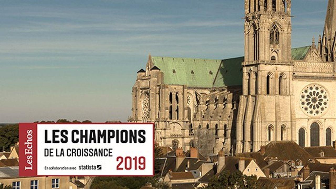Les Champions de la croissance 2019 en Centre-Val de Loire