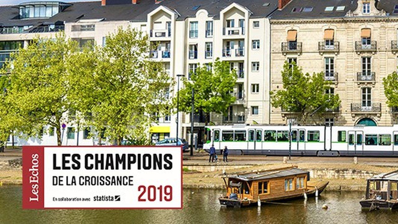 Les Champions de la croissance 2019 en Pays de la Loire