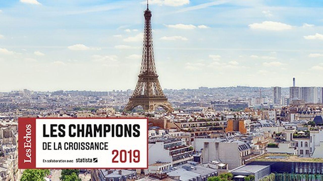 Les Champions de la croissance 2019 en Île-de-France