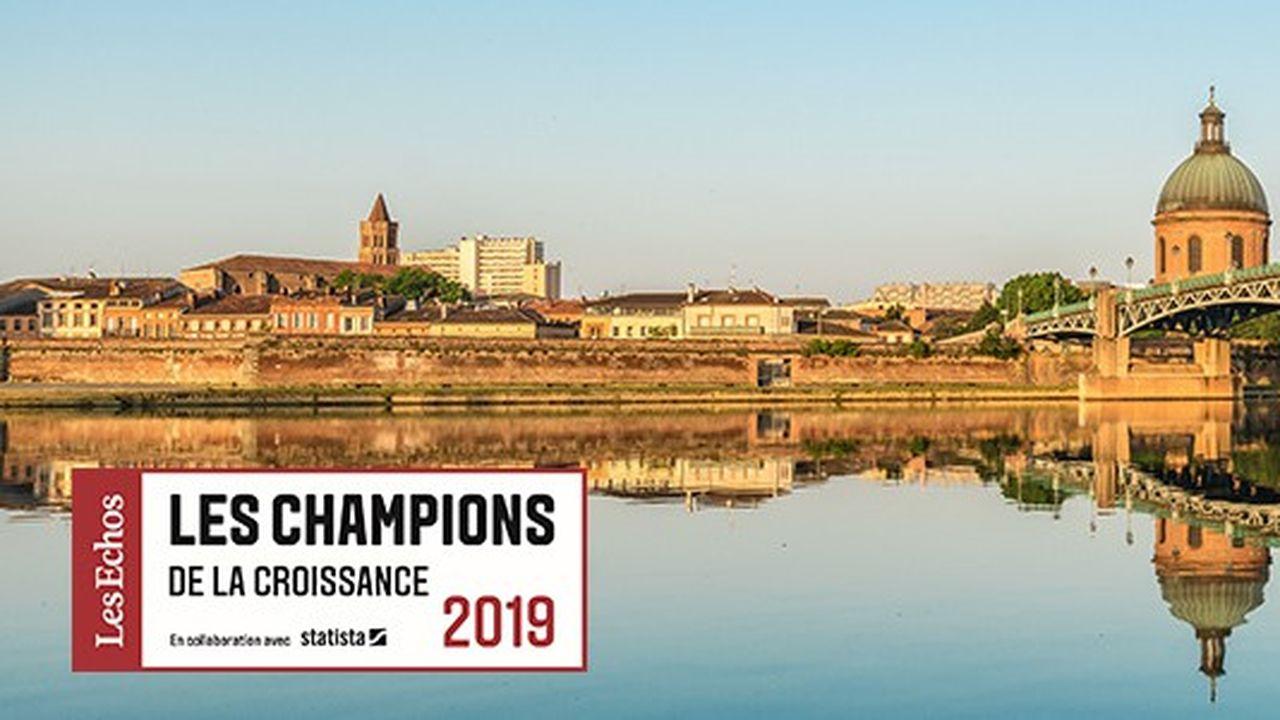Les Champions de la croissance 2019 en Occitanie