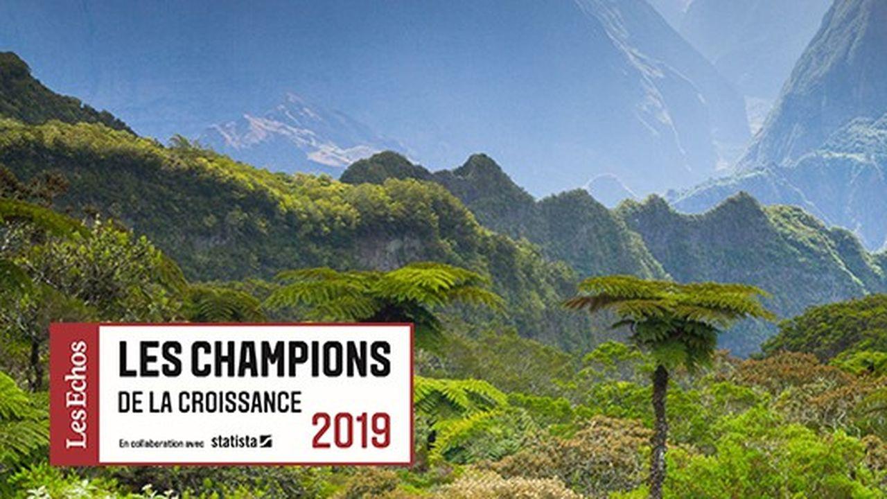 Les Champions de la croissance 2019 à la Réunion