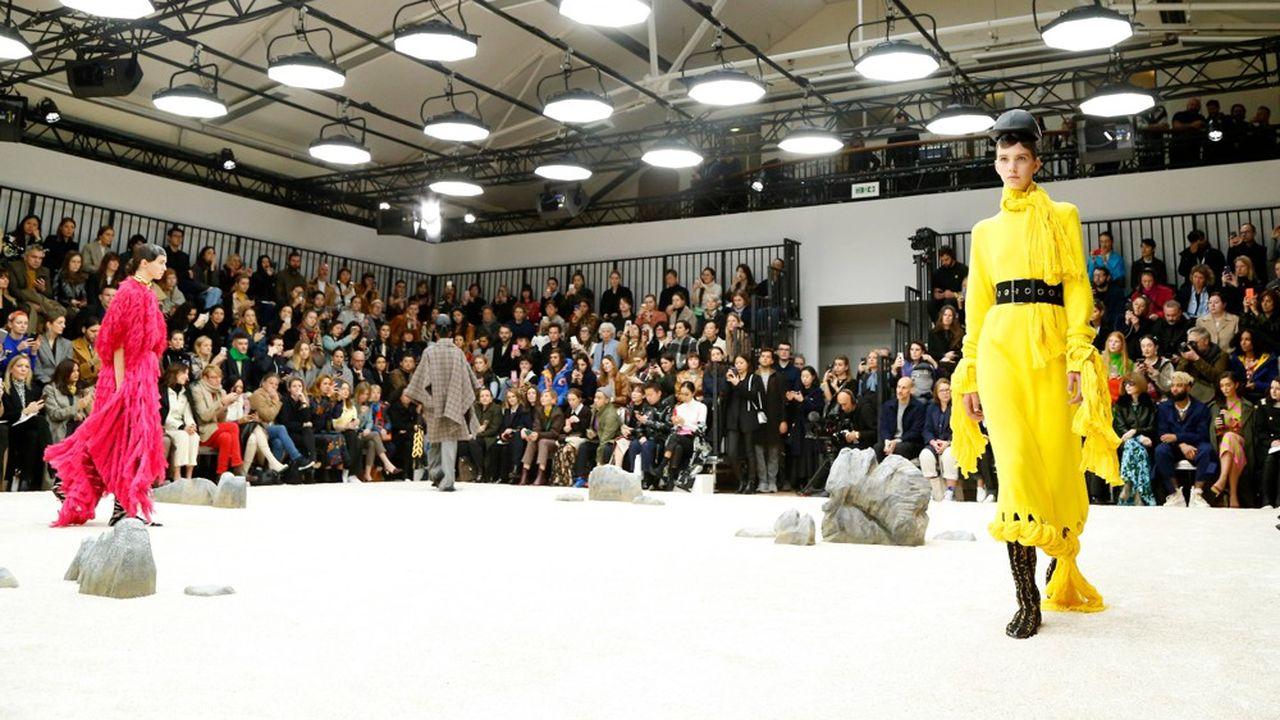 Fashion Week Automne-Hiver 2019 : la féminité selon JW ANDERSON