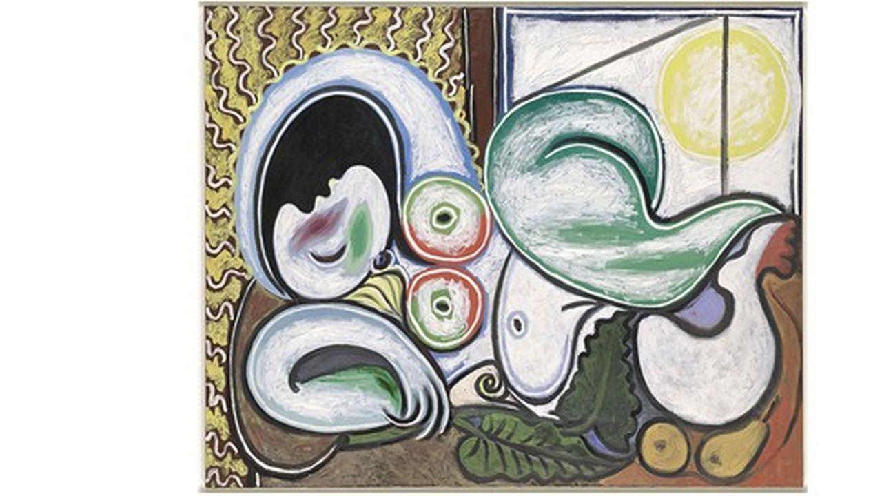 Pablo Picasso Nu couché Boisgeloup, 4 avril 1932