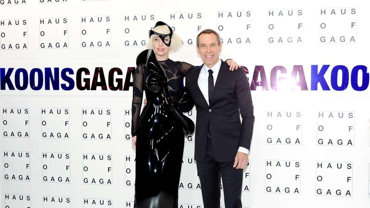 Lady Gaga, star de style