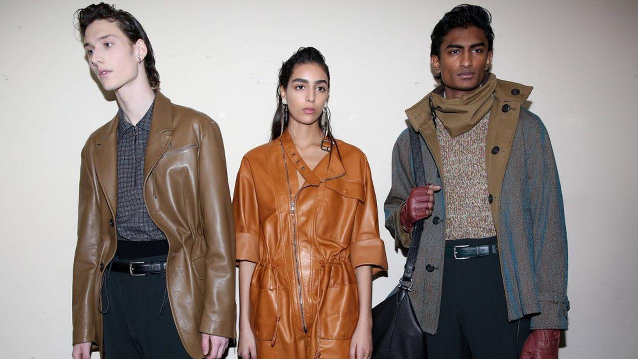 Fashion Week Automne-Hiver 2019 : le luxe moderne de Salvatore Ferragamo