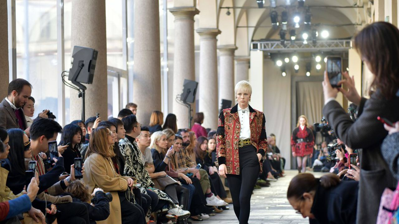 Fashion Week Automne-Hiver 2019 : Etro en transition