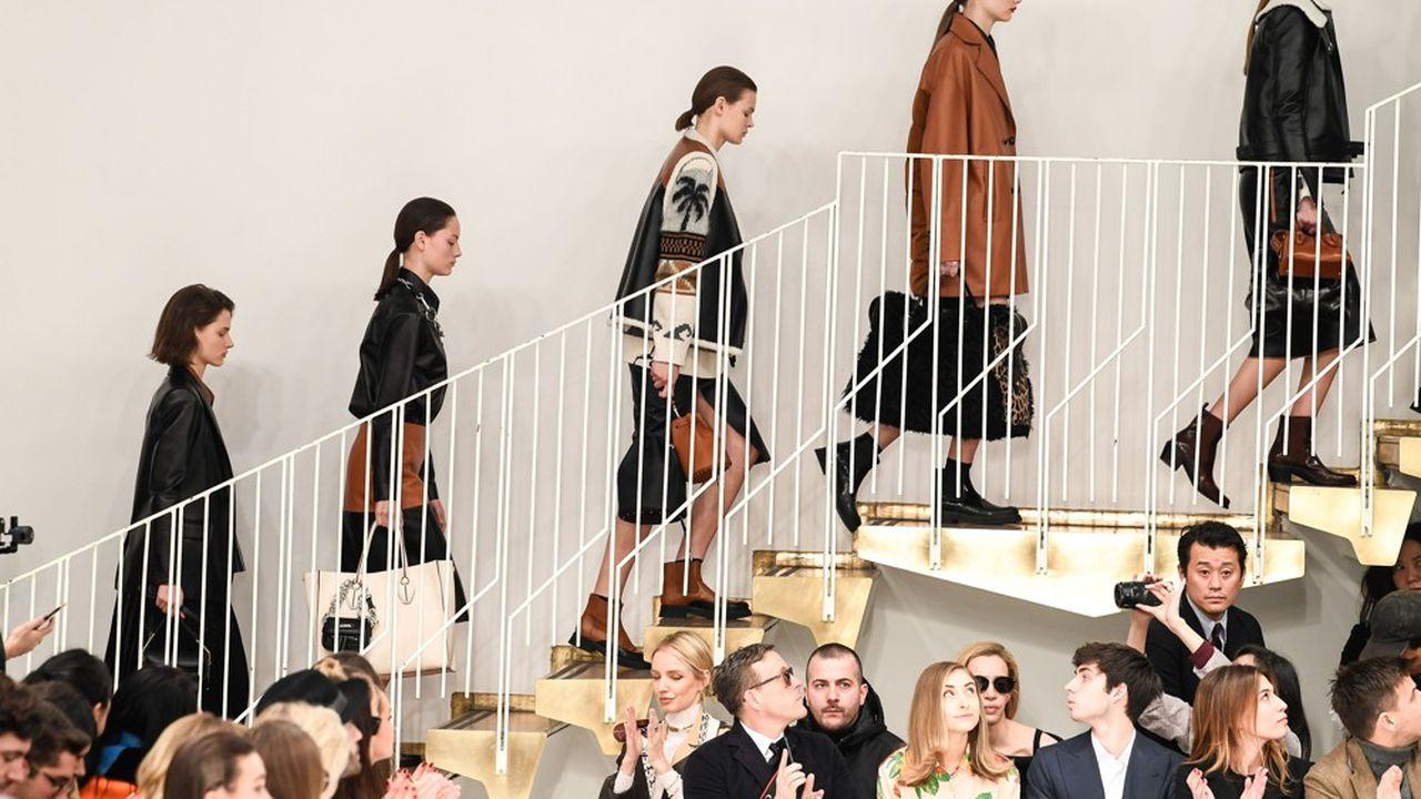 Fashion Week Automne-Hiver 2019 : la mode de Tod's