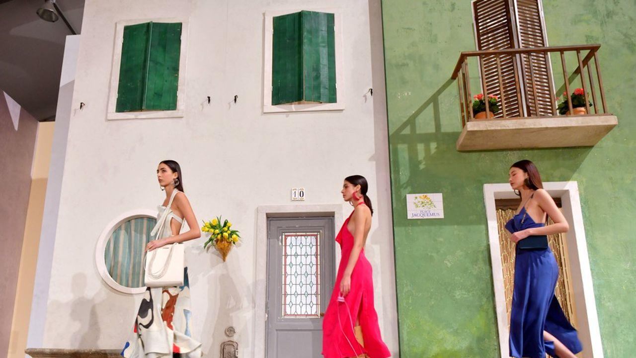 Fashion Week Automne-Hiver 2019: Jacquemus, Sud toujours