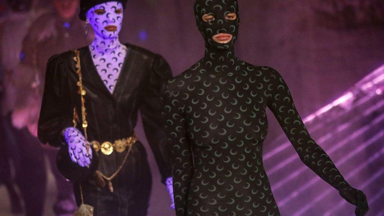 Fashion Week Automne-Hiver 2019: Marine Serre, troisième opus
